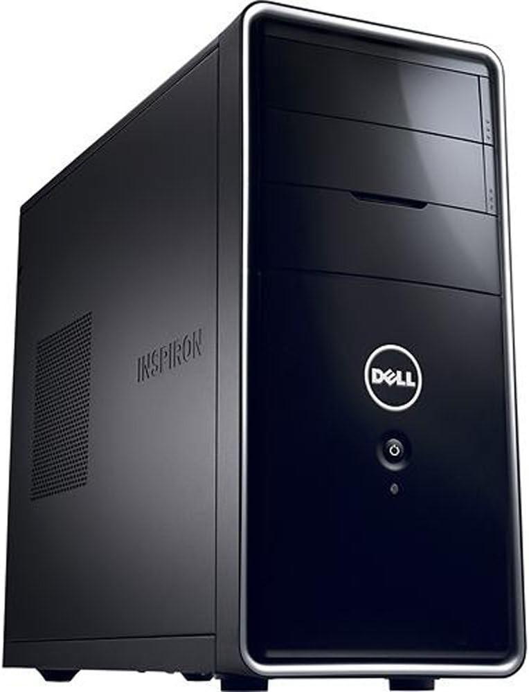 Dell Inspiron 620 Desktop PC, Intel Core i5-2320 3.0GHz (3.30GHz Turbo), 8GB DDR3, 500GB HD, Radeon HD 5450 Graphics, Windows 10