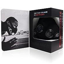 Training Mask 2.0 [Original Black], Elevation Training Mask, Fitness Mask, Workout Mask, Running Mask, Breathing Mask, Resistance Mask, Elevation Mask
