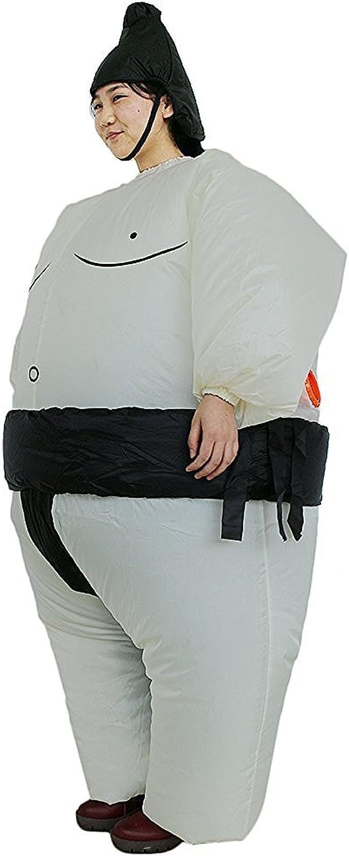 Skyshow Traje inflable Traje de Adulto de Sumo Disfraz de sumo ...