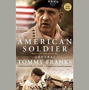 American Soldier Audiobook