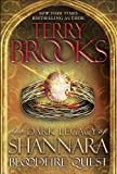 Bloodfire Quest, Terry Brooks, 0345523504