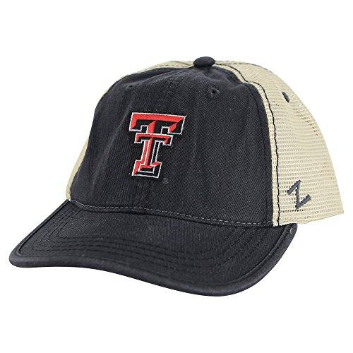 ZHATS Zephyr's NCAA Slouch Style Mesh Back Adjustable Hat -