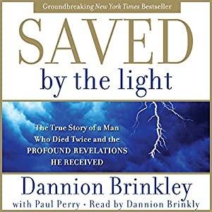Saved by the Light Audiobook
