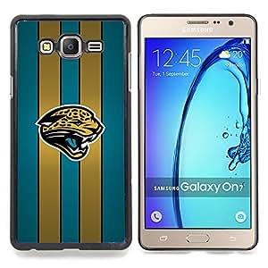 - Panther Team - - Cubierta del caso de impacto con el patr??n Art Designs FOR Samsung Galaxy On7 G6000 Queen Pattern