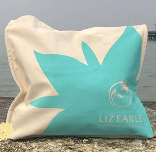Liz Earle Natural Lienzo, diseño Active Shopper – Verano/Playa Bolso