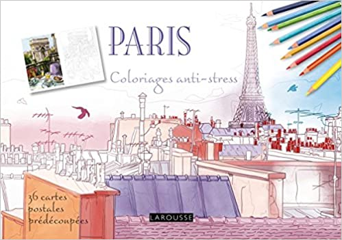 coloriage anti stress larousse