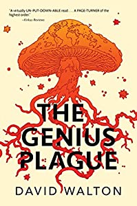 Cover of The Genius Plague