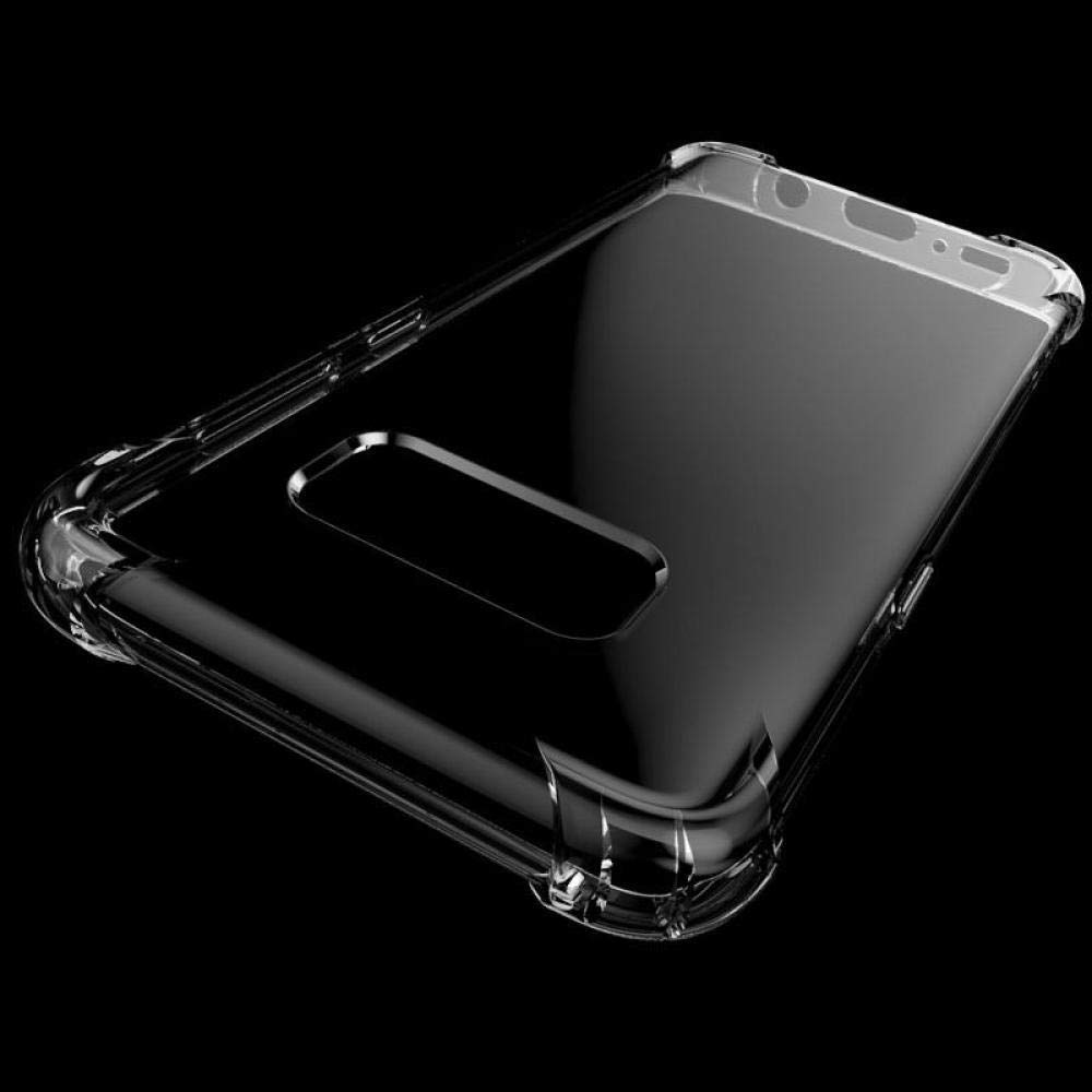 Amazon.com: Ultra Thin Case for Samsung Galaxy S8 Clear Soft ...