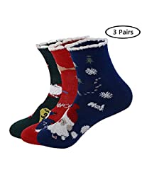 Fun Christmas Socks Kids, Unique Funny Christmas Socks for Children/Kids
