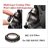 HD MCUV Lens Filters Gimbal Camera Accessories for DJI MAVIC Pro Drone parts