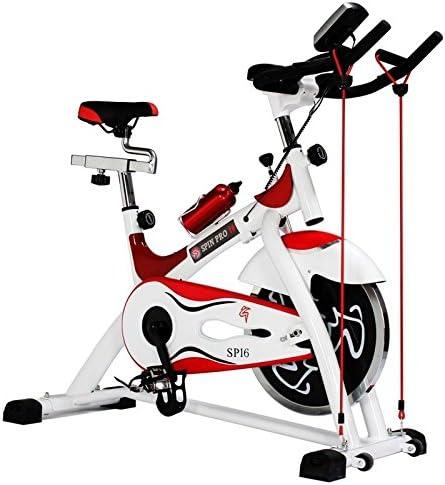 Bicicleta Spinning pro 16 con volante de inercia de 16 kilos ...