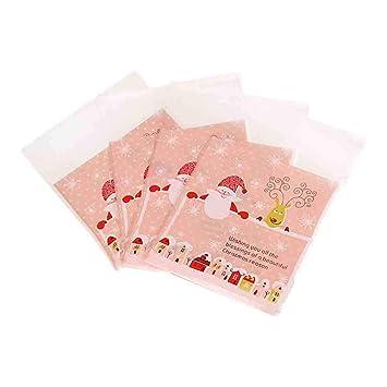 Weihnachts Weihnachten Kekse Mackur Süßigkeiten Tasche N8mn0w