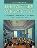 img - for The Western Perspective: A History of Civilization in the West (with InfoTrac??) Volume 2: The Renaissance to the Present by Cannistraro Philip V. Reich John J. (2003-07-23) Paperback book / textbook / text book
