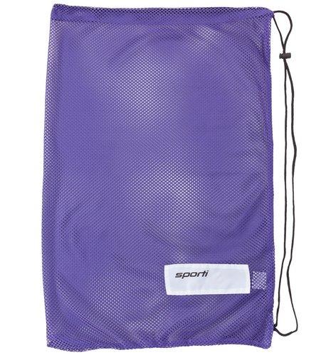 Sporti Mesh Equipment Bag - Swim Bag Equipment