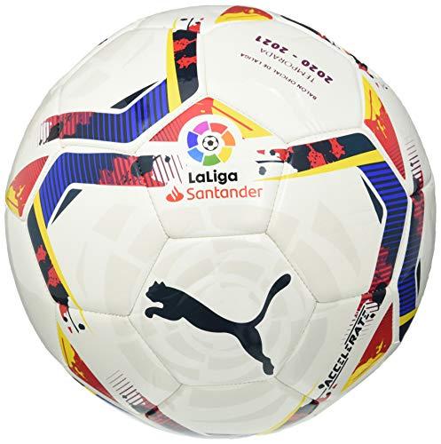 PUMA Laliga 1 Accelerate Ms Ball Balón de Fútbol, Unisex Adulto