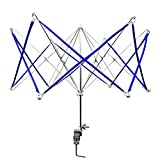 ULTNICE Umbrella Swift Yarn Winder for Winding Lines Fiber Yarns