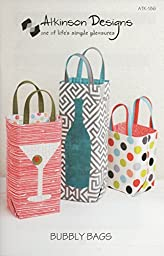 Bubbly Bags Pattern by Atkinson Designs (ATK-186)