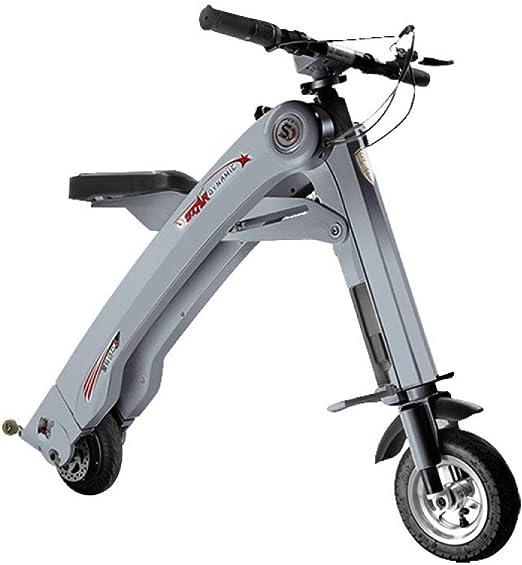 Ssltdm Bicicletta per Mini Bicicleta Plegable de 8 Pulgadas Coche ...