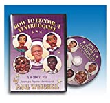 Magic City How to Become a Ventriloquist DVD By Paul Winchell
