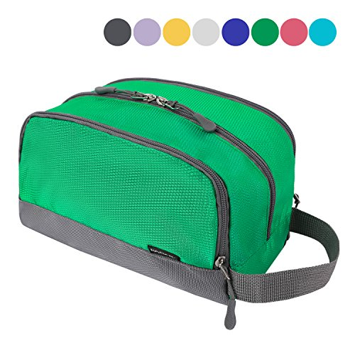 a5bda15b7d7 Bagail Large Men & Women Toiletry Bag For Makeup, Cosmetic, Shaving, Travel  Accessories, Personal Items - Hanging Toiletries Kit Makeup Organizer ...
