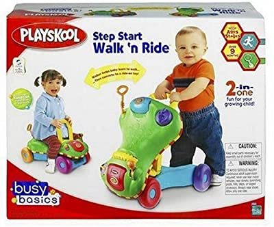 Step Start Walk 'n Ride - Colors May Vary from Playskool