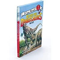 After the Dinosaurs 3-Book Box Set: After the Dinosaurs, Beyond the Dinosaurs, The Day the Dinosaurs Died (I Can Read…