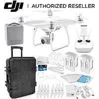 DJI Phantom 4 Advanced Quadcopter Travel Case Essential Bundle