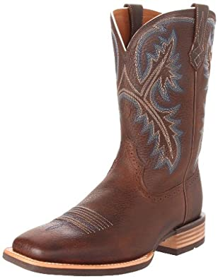 Amazon.com | Ariat Men's Quickdraw Western Cowboy Boot | Western