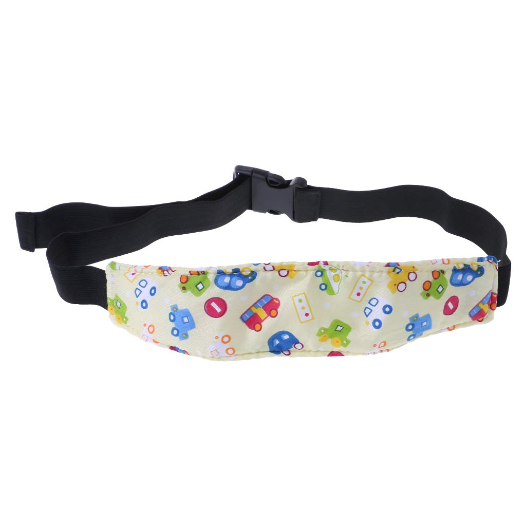 bhty235, cinturó n de Seguridad para bebé , Almohadillas Protectoras para la Cabeza de Dormir, cinturó n de fijació n cinturón de Seguridad para bebé cinturón de fijación