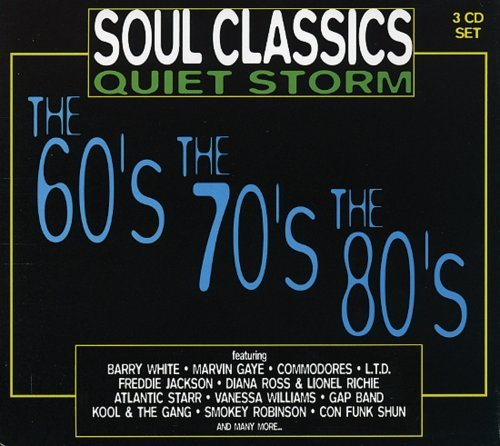 National products Soul Ranking TOP20 Classics: Storm Quiet