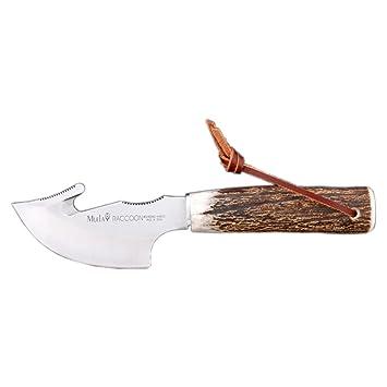 Electropolis Cuchillo de Caza Muela Raccoon RACCOON-8A ...