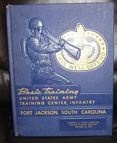 Basic Training. United States Army Training Center, Infantry. Fort Jackson, South Carolina. Company A. Eighth Battalion Second Training Regiment, October 12, 1962.