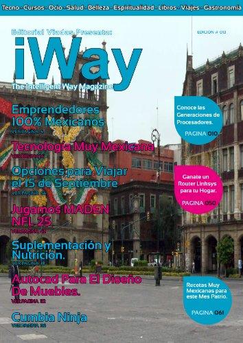 Amazon.com: iWay Magazine Septiembre (Spanish Edition) eBook ...