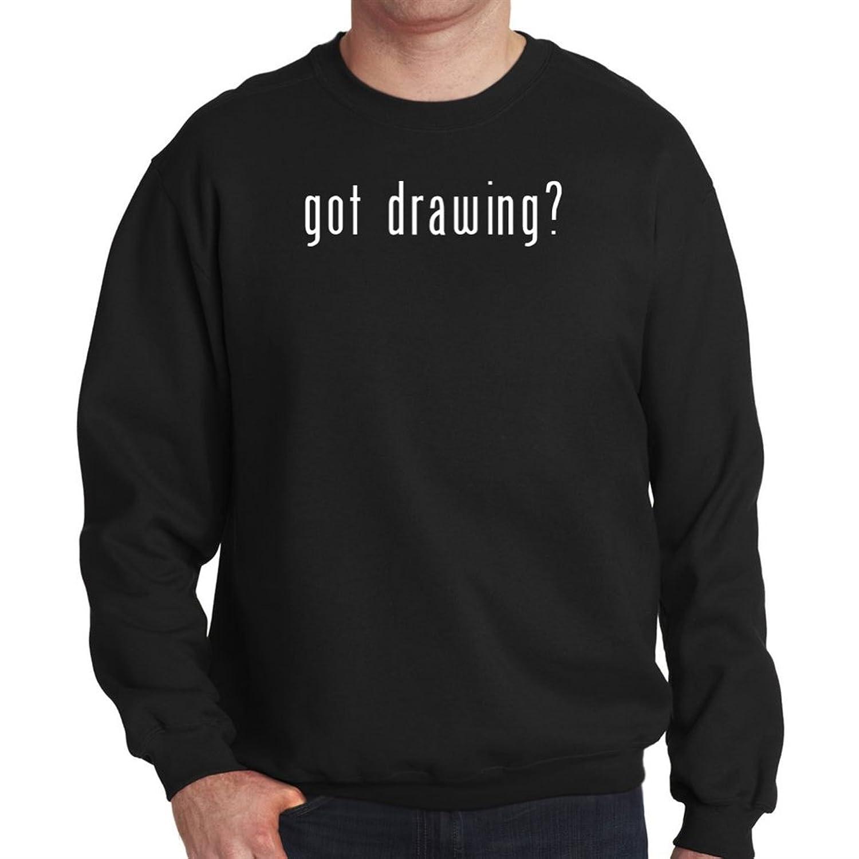 Got Drawing? Mens Sweatshirt