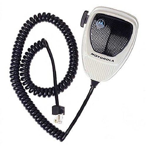Motorola HMN1035C Heavy Duty Palm Microphone for Mobile Radio
