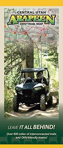 Utah Arapeen OHV Trail Map ()