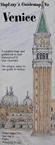 MapEasy's Guidemap to Venice