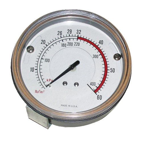 Shark 90588  Pressure Gauge Without Clamps