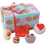 Bomb Cosmetics Strawberry Patch Gift Pack
