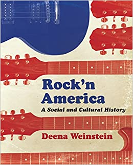 Book Rock'n America: A Social and Cultural History