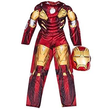 Amazon Com Marvel Iron Man Small Costume Baby