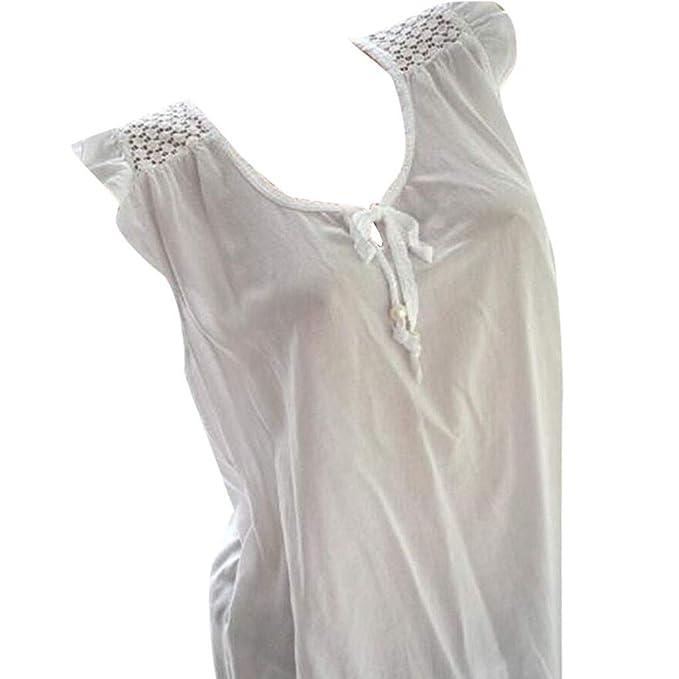 068444904b7a LHWY Tops y Blusas Camisas Camisetas sin Mangas Camisa sin Mangas ...