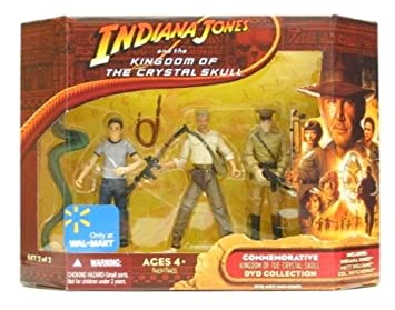 Indiana Jones - Figura de acción Indiana Jones (HASBRO)  Amazon.es   Juguetes y juegos 80788c37807