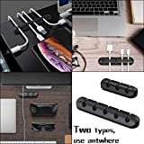 3-Pack Cable Clips,Cord Organizer,Wire Cord