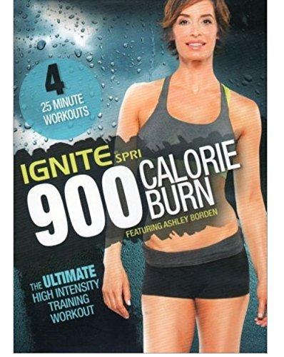 900 calorie burn - 3