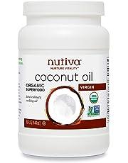 Nutiva Organic Virgin Coconut Oil, 444 ml