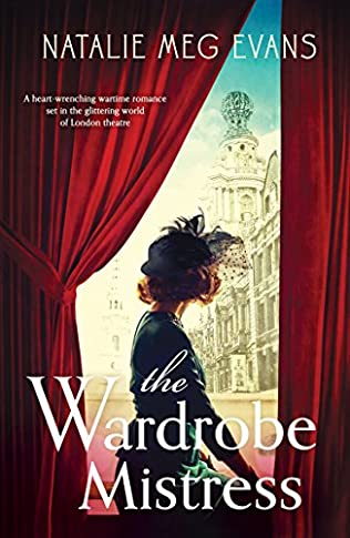 book cover of The Wardrobe Mistress
