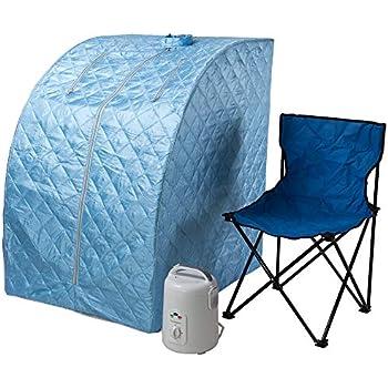 Amazon.com: Máquina de vapor Saunas, caja de baño para casa ...