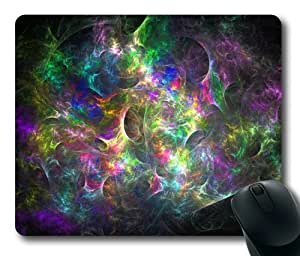 Colors Galaxy Rectangle Mouse Pad by eeMuse