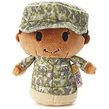 Amazon.com: Hallmark Itty Bitty Green Military Camo